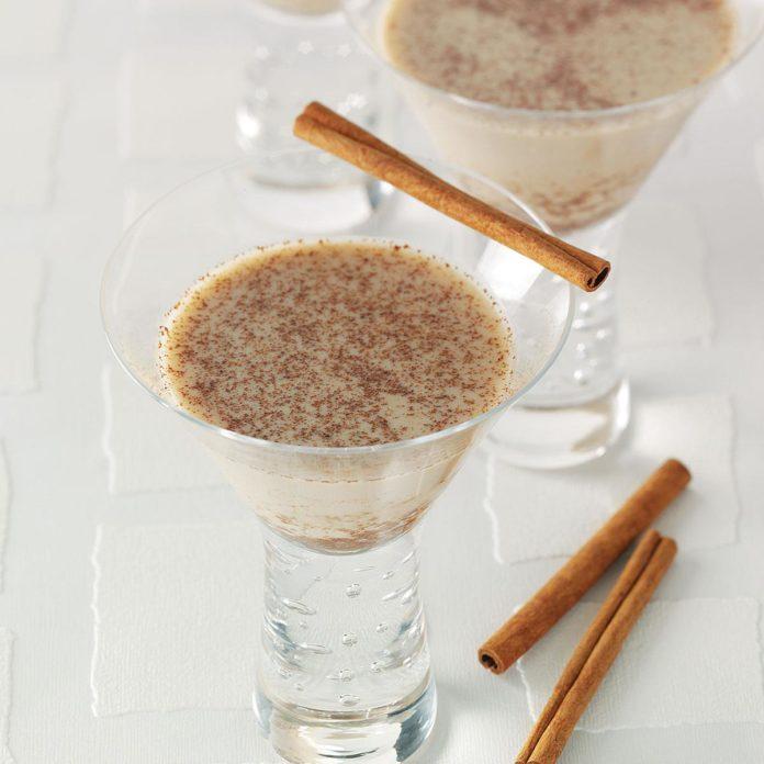 Десерт: пряный чай Восторг